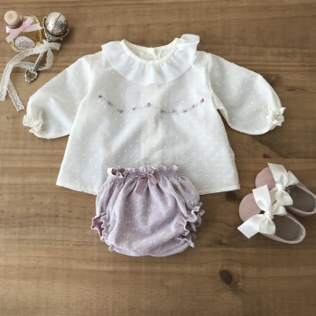 Baby Set Garland