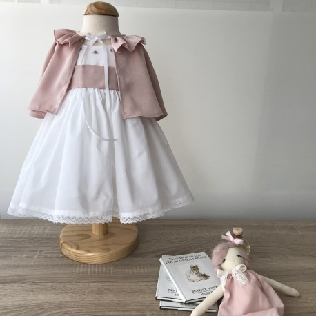 pearly pink cape