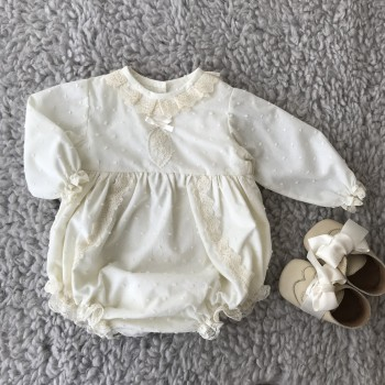 Baby Romper plumetti dream