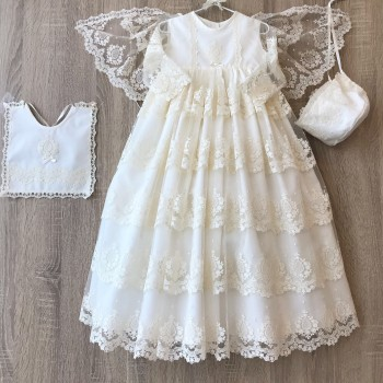 Christening Gown Diana