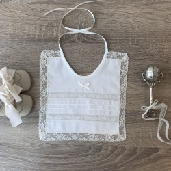 Baby Bib Antique
