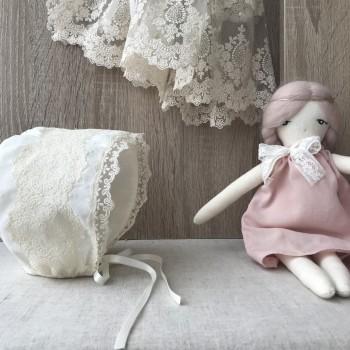 Baby Bonnet LIMOGES