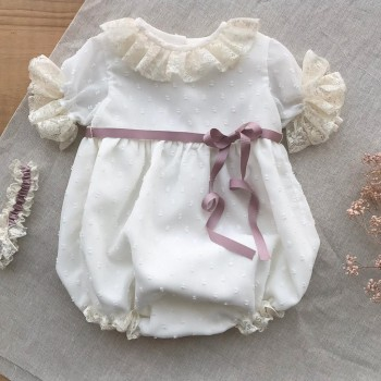 Baby Romper Angel