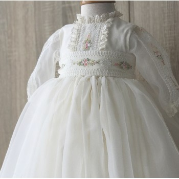 Convertible Christening Gown Tristan