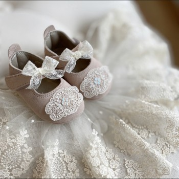Baby Janes Limoges Rosa