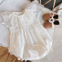 Baby Romper tulle